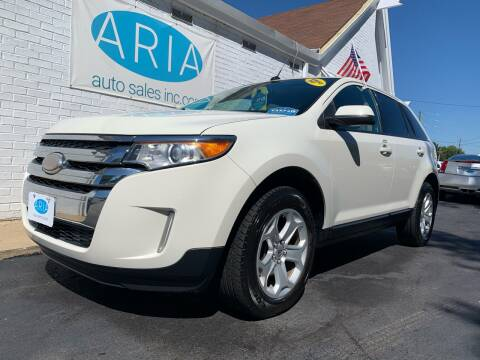 2013 Ford Edge for sale at ARIA AUTO SALES in Raleigh NC