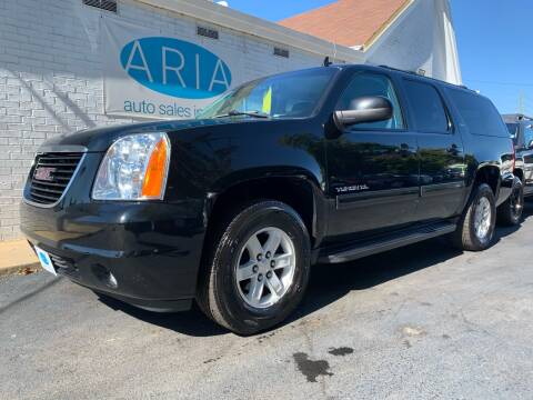 2013 GMC Yukon XL for sale at ARIA AUTO SALES in Raleigh NC