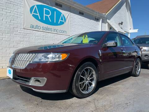 2011 Lincoln MKZ for sale at ARIA AUTO SALES in Raleigh NC