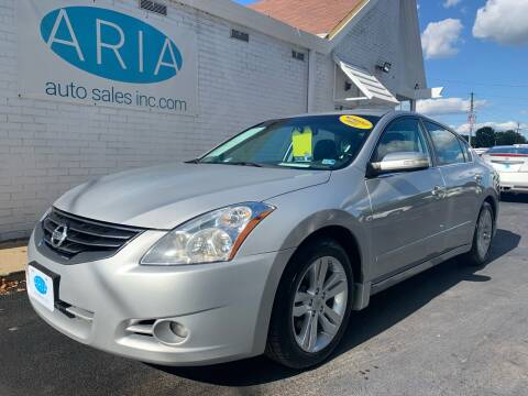 2010 Nissan Altima for sale at ARIA AUTO SALES in Raleigh NC