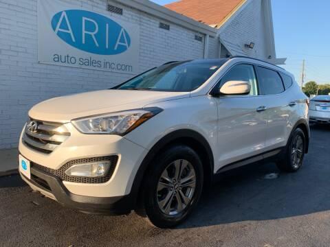 2014 Hyundai Santa Fe Sport for sale at ARIA AUTO SALES in Raleigh NC