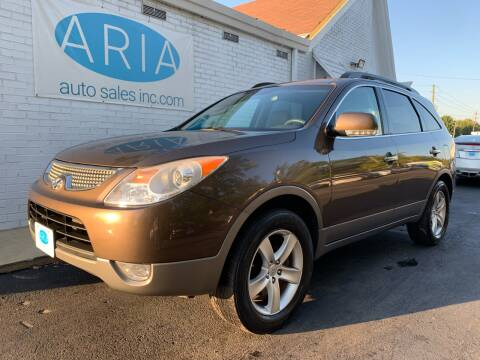 2011 Hyundai Veracruz for sale at ARIA AUTO SALES in Raleigh NC