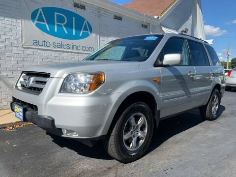 2008 Honda Pilot for sale at ARIA AUTO SALES in Raleigh NC