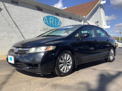2010 Honda Civic for sale at ARIA AUTO SALES in Raleigh NC