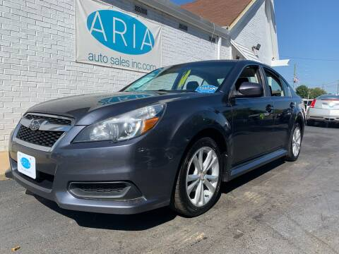 2014 Subaru Legacy for sale at ARIA AUTO SALES in Raleigh NC