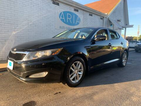 2013 Kia Optima for sale at ARIA AUTO SALES INC.COM in Raleigh NC