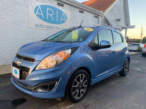 2014 Chevrolet Spark for sale at ARIA AUTO SALES INC.COM in Raleigh NC