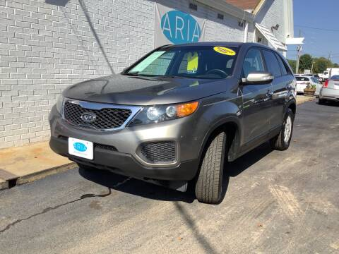 2011 Kia Sorento for sale at ARIA AUTO SALES INC.COM in Raleigh NC
