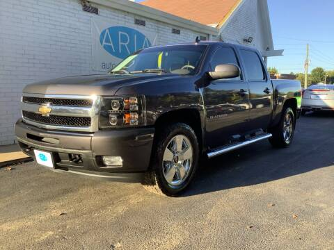 2011 Chevrolet Silverado 1500 for sale at ARIA AUTO SALES INC.COM in Raleigh NC