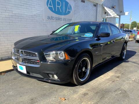 2013 Dodge Charger for sale at ARIA AUTO SALES INC.COM in Raleigh NC