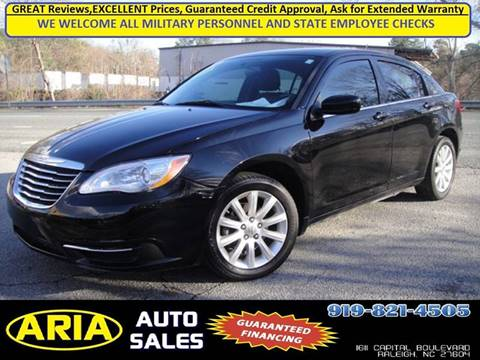 2013 Chrysler 200 for sale in Raleigh, NC