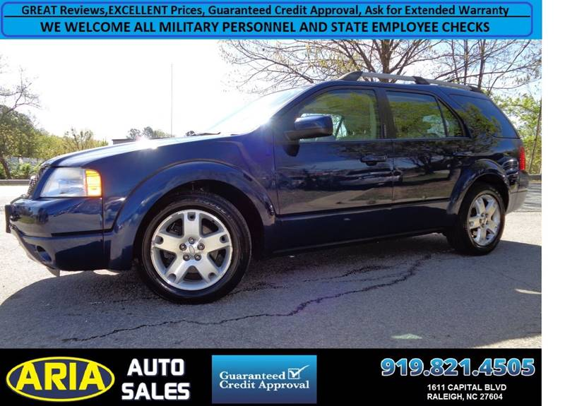 2005 Ford Freestyle AWD Limited 4dr Wagon - Raleigh NC