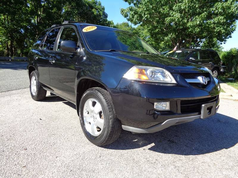 2006 Acura MDX AWD 4dr SUV - Raleigh NC