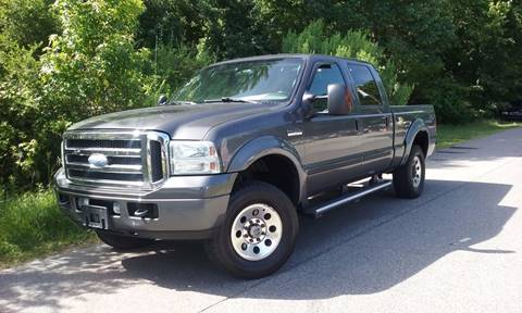 2005 Ford F-250 Super Duty for sale at BP Auto Finders in Durham NC