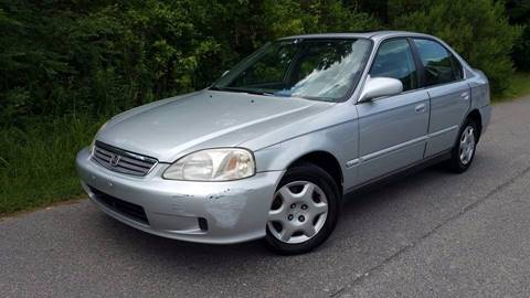 1999 Honda Civic for sale at BP Auto Finders in Durham NC