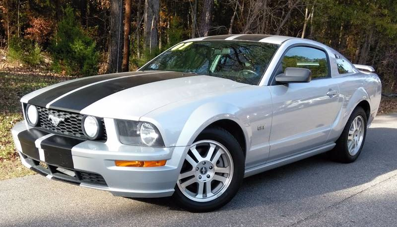 2007 Ford Mustang Gt Deluxe In Durham Nc Bp Auto Finders