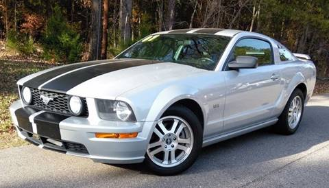 2007 Ford Mustang for sale at BP Auto Finders in Durham NC