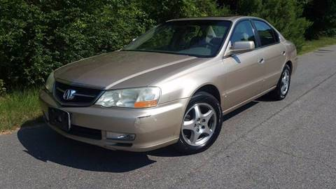 2002 Acura TL for sale in Durham, NC