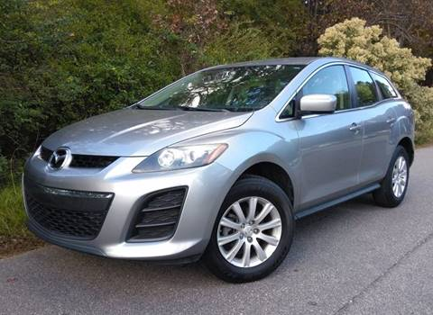 2011 Mazda CX-7 for sale at BP Auto Finders in Durham NC