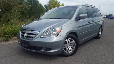 2007 Honda Odyssey for sale at BP Auto Finders in Durham NC