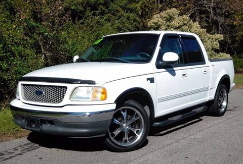 2003 Ford F-150 for sale at BP Auto Finders in Durham NC