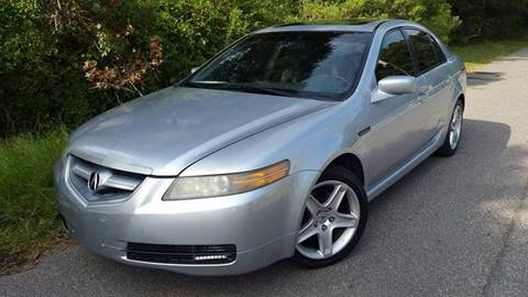 2004 Acura TL for sale at BP Auto Finders in Durham NC