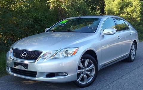 2008 Lexus GS 350 for sale at BP Auto Finders in Durham NC