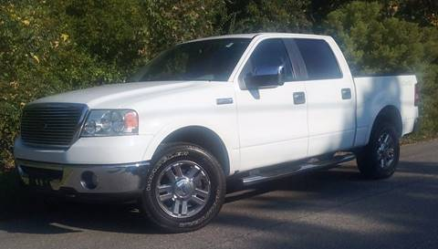 2008 Ford F-150 for sale at BP Auto Finders in Durham NC