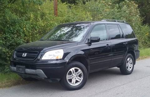 2005 Honda Pilot for sale at BP Auto Finders in Durham NC