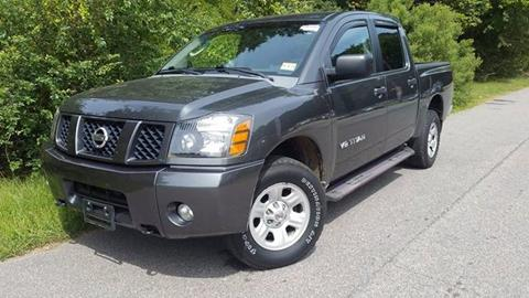 2006 Nissan Titan for sale at BP Auto Finders in Durham NC