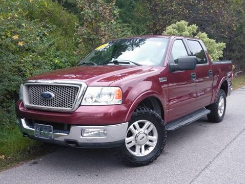 2004 Ford F-150 for sale at BP Auto Finders in Durham NC