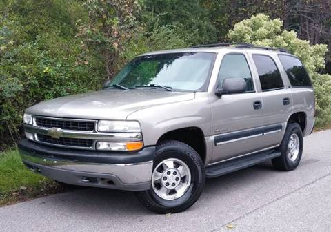 2001 Chevrolet Tahoe for sale at BP Auto Finders in Durham NC