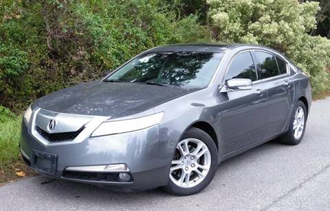 2009 Acura TL for sale at BP Auto Finders in Durham NC