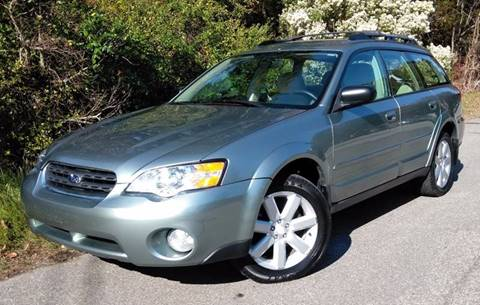2006 Subaru Outback for sale at BP Auto Finders in Durham NC