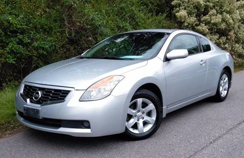 2009 Nissan Altima for sale at BP Auto Finders in Durham NC