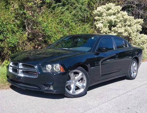 2012 Dodge Charger for sale at BP Auto Finders in Durham NC