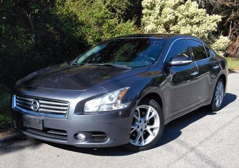 2012 Nissan Maxima for sale at BP Auto Finders in Durham NC