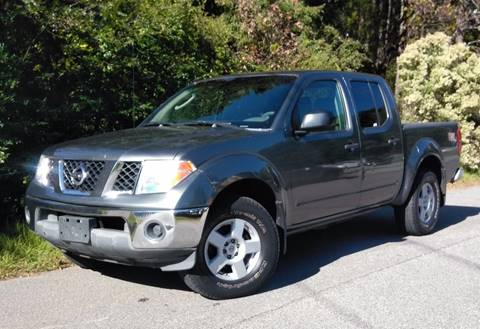 2005 Nissan Frontier for sale at BP Auto Finders in Durham NC