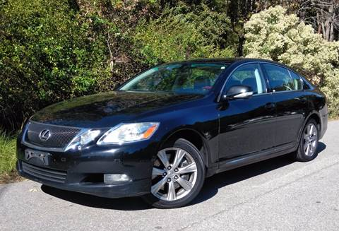 2011 Lexus GS 350 for sale at BP Auto Finders in Durham NC