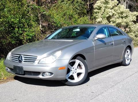 2006 Mercedes-Benz CLS for sale at BP Auto Finders in Durham NC