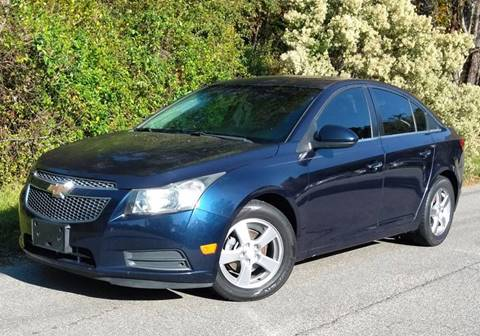 2011 Chevrolet Cruze for sale at BP Auto Finders in Durham NC