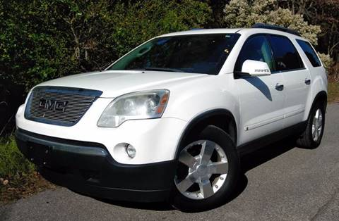 2007 GMC Acadia for sale at BP Auto Finders in Durham NC