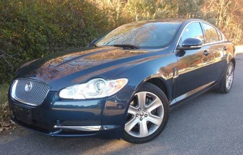 2010 Jaguar XF for sale at BP Auto Finders in Durham NC
