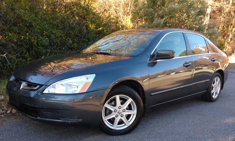 2003 Honda Accord For Sale At BP Auto Finders In Durham NC
