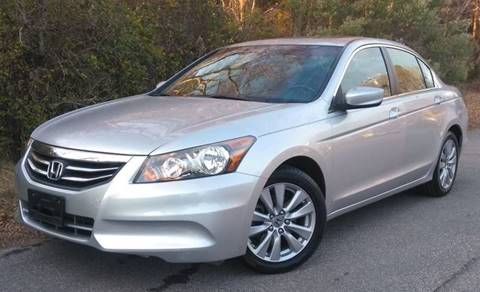 2012 Honda Accord for sale at BP Auto Finders in Durham NC