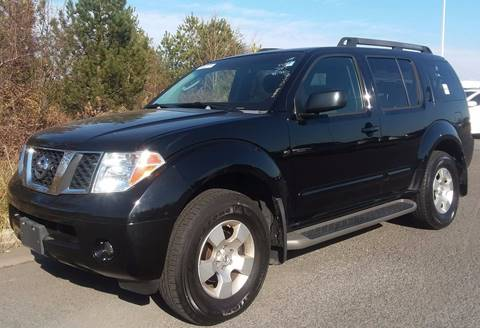 2007 Nissan Pathfinder for sale at BP Auto Finders in Durham NC