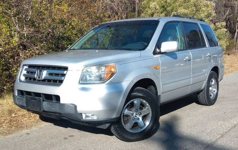 2006 Honda Pilot For Sale At BP Auto Finders In Durham NC