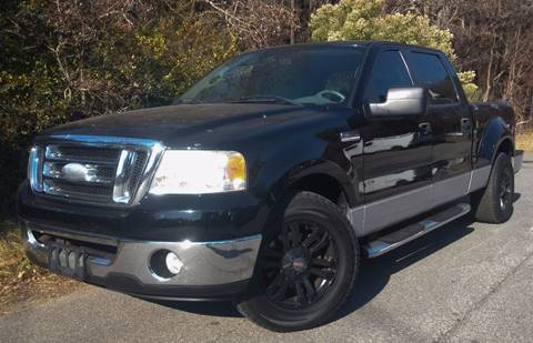 2007 Ford F-150 for sale at BP Auto Finders in Durham NC