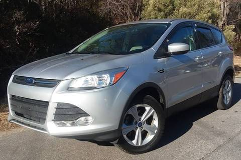2014 Ford Escape for sale at BP Auto Finders in Durham NC