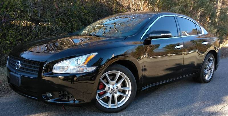 Elegant 2010 Nissan Maxima For Sale At BP Auto Finders In Durham NC